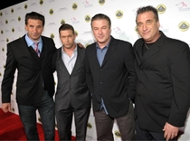 The Baldwin brothers look like failed clones of Alec Baldwin