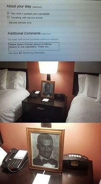 The Best Hotel Service