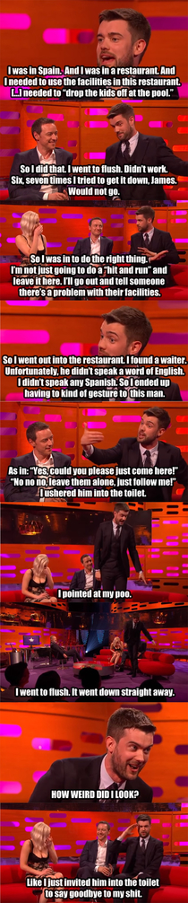 The best language barrier story
