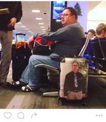 The best way to never lose luggage