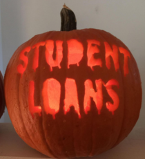 The best way to spook students and adults this Halloween