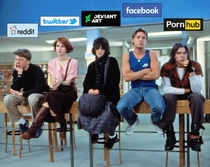 The Breakfast Club on Social Media