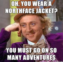 The Condescending Wonka that started it all