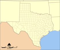 The counties of Texas are the definition of Ah fuck it