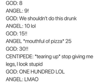The craziest things happen when youre drunk