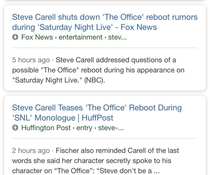The difference in reporting on the same subject between different news outlets is getting ridiculous