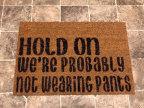 The doormat of truth