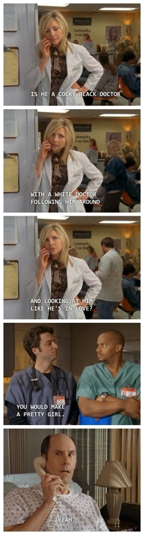 The Entire Scrubs Story