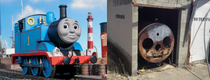 The Faces of Meth Thomas the Tank Engine