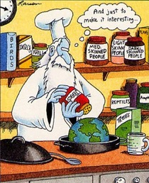 The Far Side has a way of explaining everything