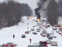 The first snow of the year is coming to Raleigh today We usually handle it pretty well