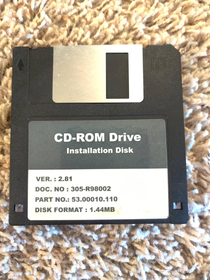 The floppy disk to end all floppy disks