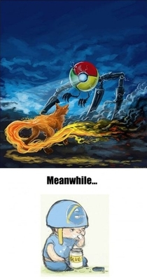 The Great Browser War