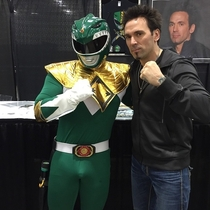 The green ranger just posted thisa not so subtle when you see it