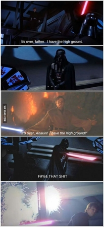 The High Ground