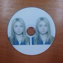 The instructions were to bring two photos on a CD