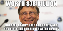 The Internet has voted -- introducing Best Billionaire Bill