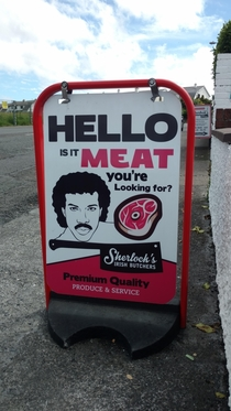 The Irish Know How to Sell Meats