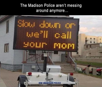 The Madison Police arent Messing Around anymore
