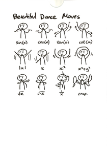 The Math Dance