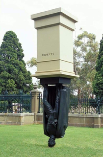 The most Australian statue ever