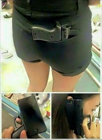 The NEW Darwin Award Phone Case