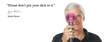 The new Dyson hair dryer