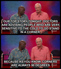 The News According to Whose Line