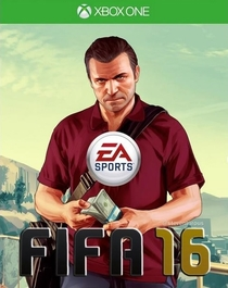 The next Fifa cover has been released