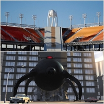 The Olympic Cauldron Looked Too Familiar