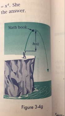 The only realistic problem in my calculus book