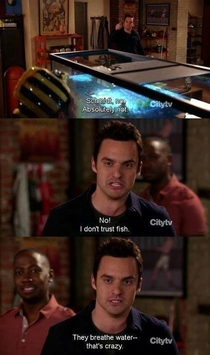 The only reason to watch New Girl is because of Nick Miller