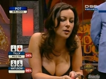 The only reason to watch poker on TV
