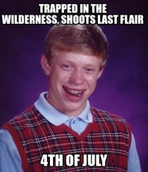 The only time to hate the th of July