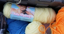 The only type of yarn you cant search for on the internet