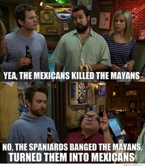 The origin of Mexicans