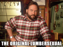 The Original Lumbersexual