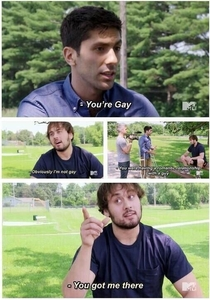 The people on Catfish are amazing