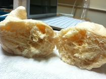 The perfect prank microwaved soap looks like bread