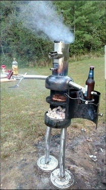 The Perfect Smoker