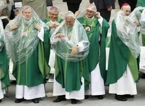 The Pope has finally lifted the ban on condoms but further training is required