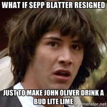 The real reason Sepp Blatter resigned