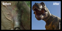 The real reason the Selfie Stick was invented TRexSelfies