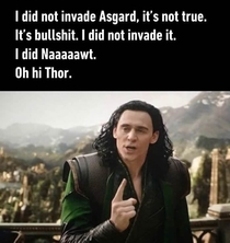 The Room Asgard Edition