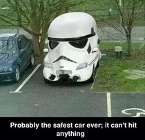 The safest car ever