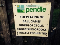 The satanic poodles of Pendle will be left be