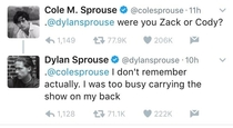 The Savage Life of Zack and Cody