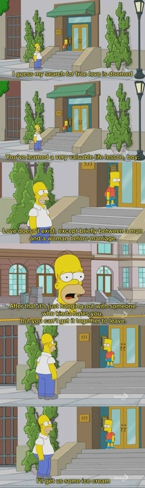The Simpsons Hard Truths