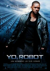 The Spanish Title for Will Smiths I Robot is better than the English one