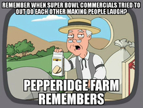 The Super BOWL commercials sucked this year